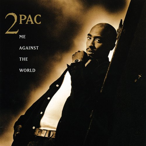 2PAC : ME AGAINST THE WORLD (2020) 2XLP. 25TH ANNIVERSARY RE ISSUE OF 2PACS 1995 LP ON 180 GRAM VINYL.