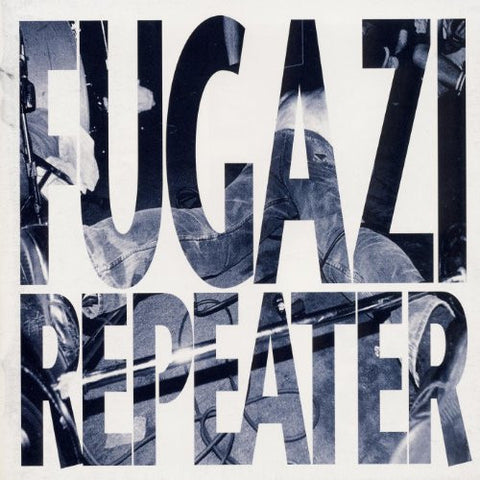 FUGAZI : REPEATER (1990) LP 2015 REPRESS