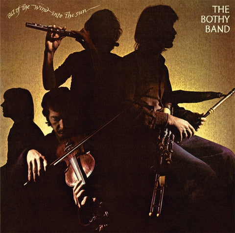 BOTHY BAND, THE: OUT OF THE WIND - INTO THE SUN (1977) CD