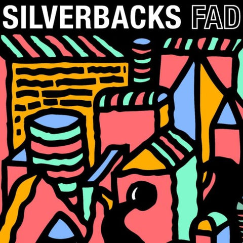 SILVERBACKS : FAD (2020) CD // LP