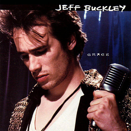 BUCKLEY, JEFF : GRACE (1994) CD / LP 2015 REISSUE 180 GRAM VINYL