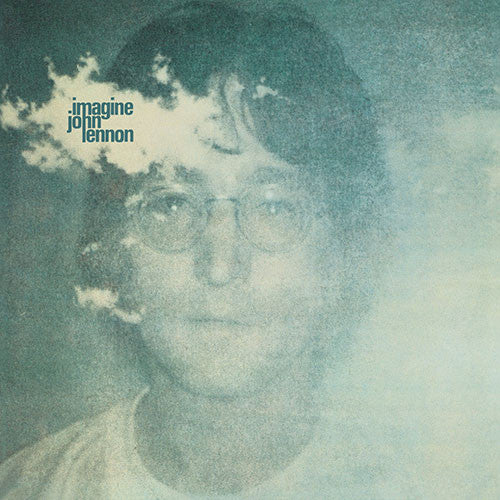 LENNON, JOHN : IMAGINE ( 2015 REMASTERED ) (1971) LP 2015 REMASTERED REISSUE 180 GRAM VINYL