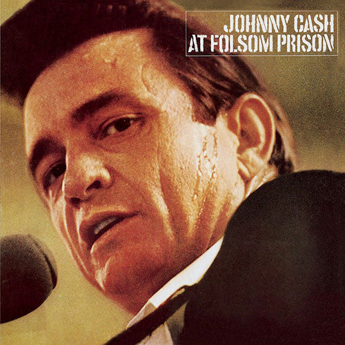 CASH, JOHNNY: AT FOLSOM PRISON