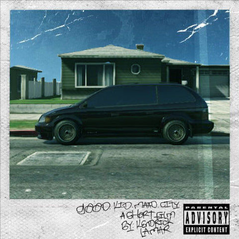 LAMAR, KENDRICK: GOOD KID M.A.A.D CITY