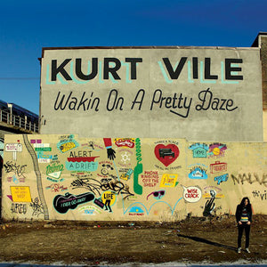 VILE, KURT : WAKIN ON A PRETTY DAZE (2013) LP