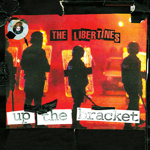LIBERTINES, THE : UP THE BRACKET (2002) LP 2008 REISSUE