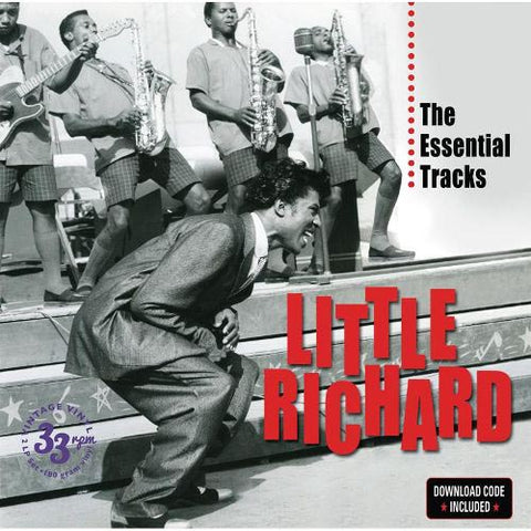 LITTLE RICHARD: THE ESSENTIAL TRACKS