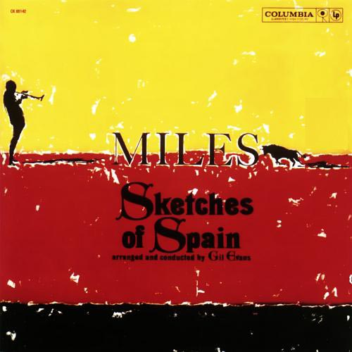 DAVIS, MILES : SKETCHES OF SPAIN (1960) LP 180 GRAM