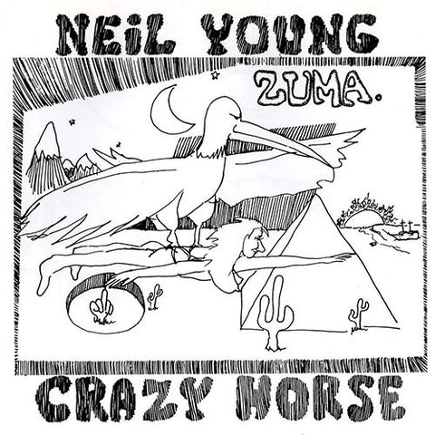 YOUNG, NEIL & CRAZY HORSE: ZUMA