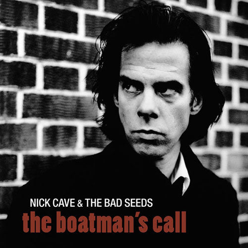 CAVE, NICK & THE BAD SEEDS : THE BOATMAN'S CALL (1997) CD / LP (2014) REISSUE