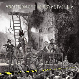 ORB, THE: ABOLITION OF THE ROYAL FAMILIA (2020) CD & 2LP LIMITED BLUE VINYL EDITION
