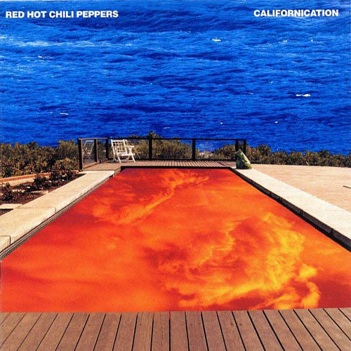 RED HOT CHILLI PEPPERS : CALIFORNICATION (1999) 2LP