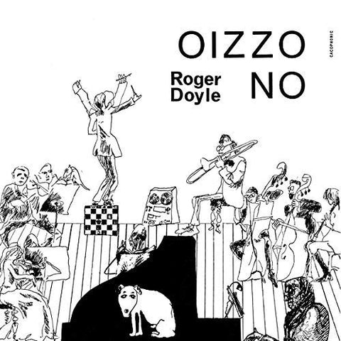 DOYLE, ROGER : OIZZO NO (1975) LP 2018 REISSUE