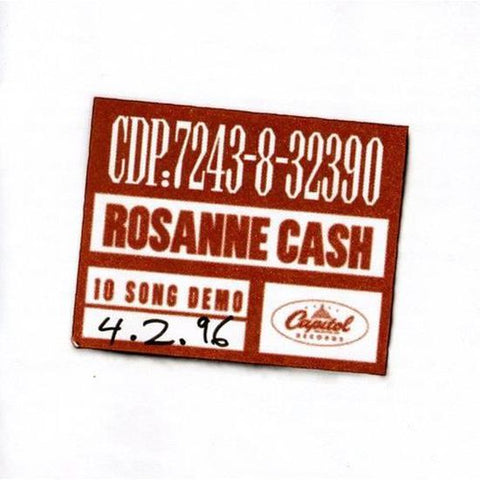 CASH, ROSANNE: 10 SONG DEMO USED CD