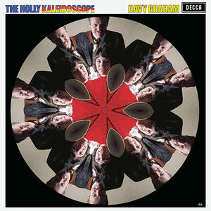 GRAHAM, DAVY: THE HOLLY KALEIDOPSCOPE MUTI-COLOURED VINYL RSD AUGUST 2020 LP