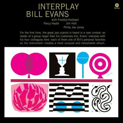 EVANS, BILL: INTERPLAY (1962) 2014 REISSUE