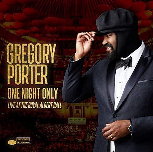 PORTER, GREGORY: ONE NIGHT ONLY - LIVE AT THE ROYAL ALBERT HALL