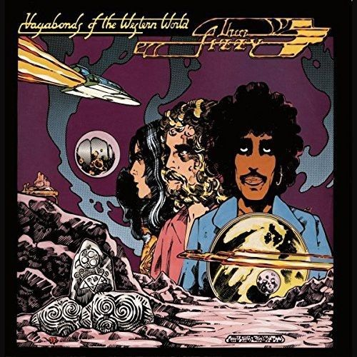 THIN LIZZY : VAGABONDS OF THE WESTERN WORLD (1973) LP 2019 REISSUE