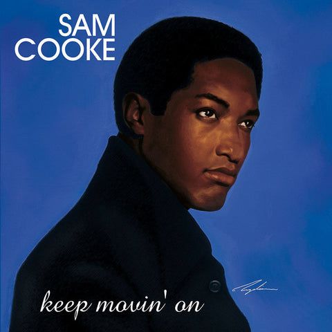 COOKE, SAM: KEEP MOVIN' ON (COMPLIATION) VINYL DOUBLE LP REISSUE