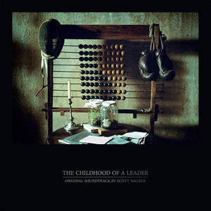 WALKER, SCOTT: THE CHILDHOOD OF A LEADER ORIGINAL SOUNDTRACK CD