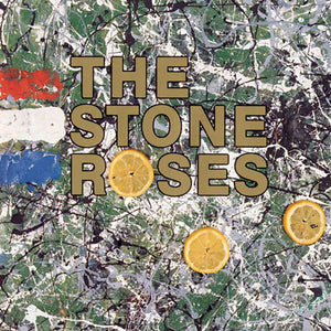 STONE ROSES, THE : THE STONE ROSES (1989) LP 2014 REISSUE REPRESS