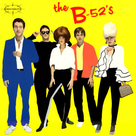 B-52's , THE : THE B-52's (1979) LP 2019 REISSUE