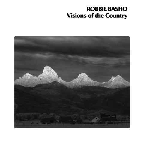 BASHO, ROBBIE: VISIONS OF THE COUNTRY (1978) 2020 REPRESS VINY LP