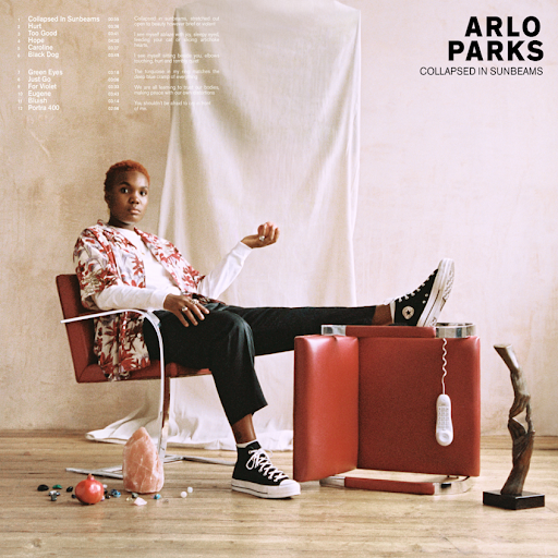 PARKS, ARLO: COLLAPSED IN SUNBEAMS (2021) CD /// LP