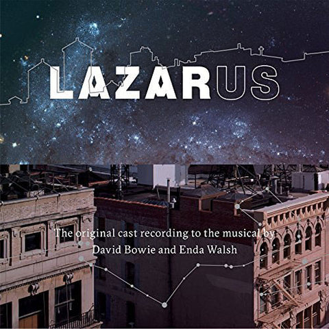 VARIOUS ARTISTS: LAZARUS (ORIGINAL CAST RECORDING)