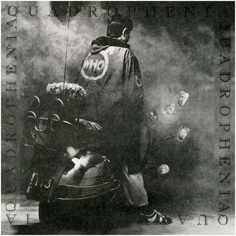 WHO, THE: QUADROPHENIA (1973) 2LP