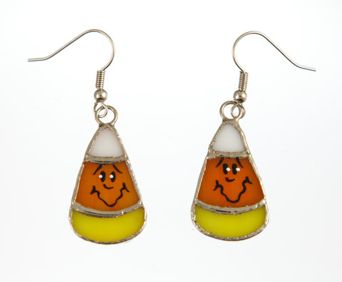 Jewelry- 'Candy Corn Earrings'