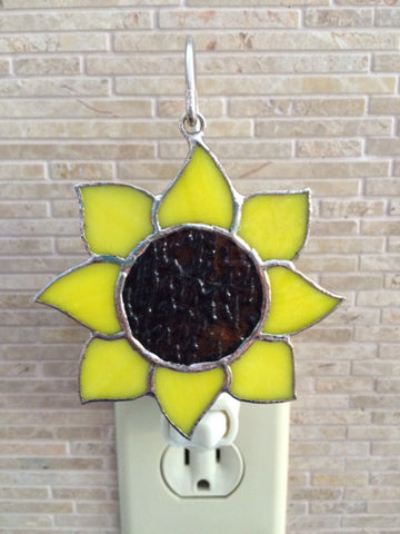 Glass Cover- Sunflower