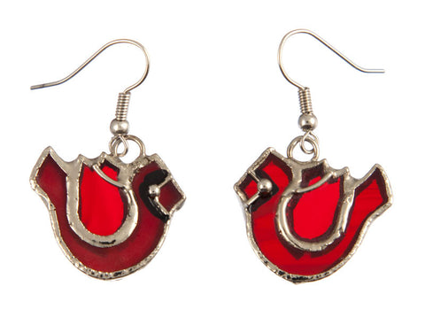 Jewelry- Cardinal Earrings