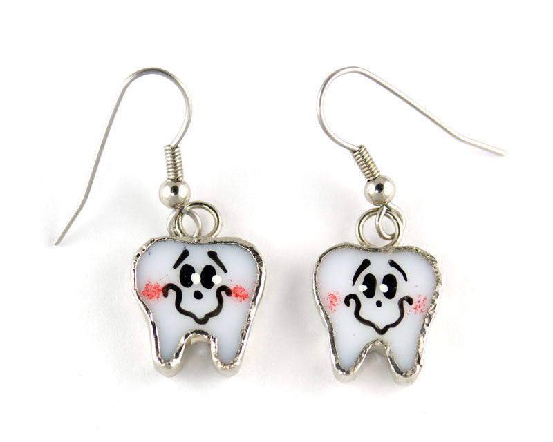 Jewelry- Teeth Earrings