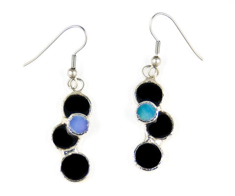 Jewelry- Circle Deco Earrings
