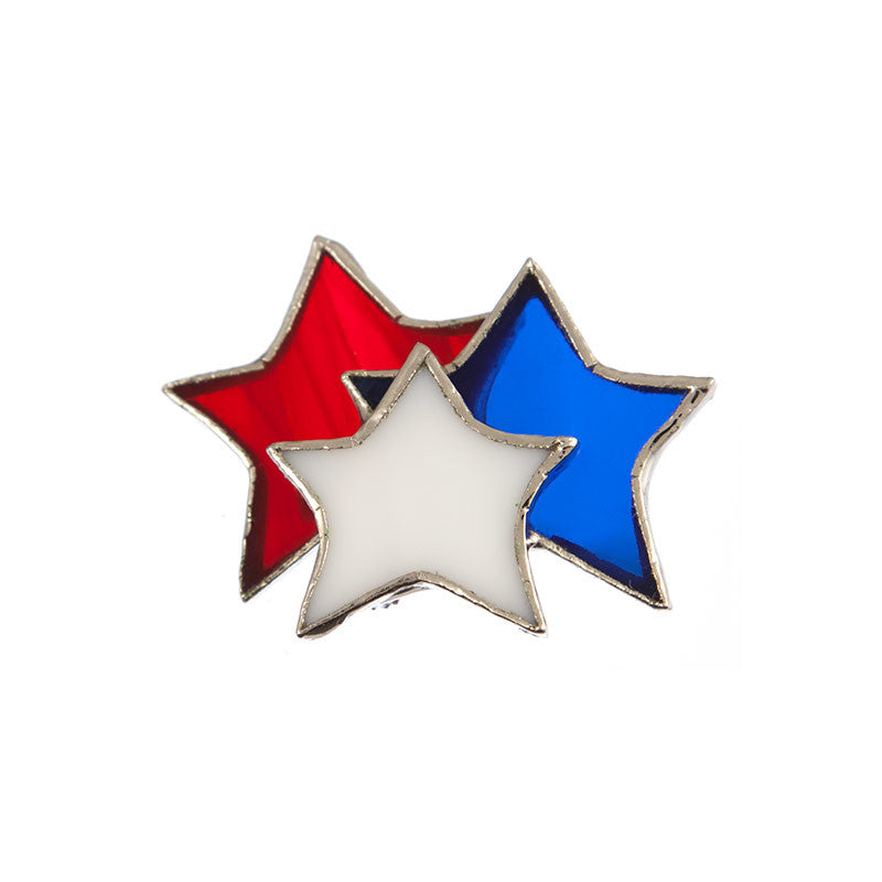Jewelry- 'Patriotic Firecracker Pin'