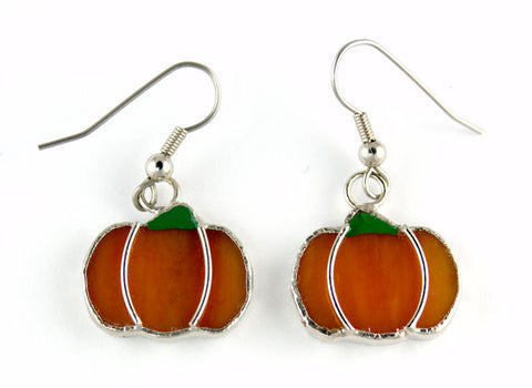 Jewelry- 'Pumpkin Earrings'