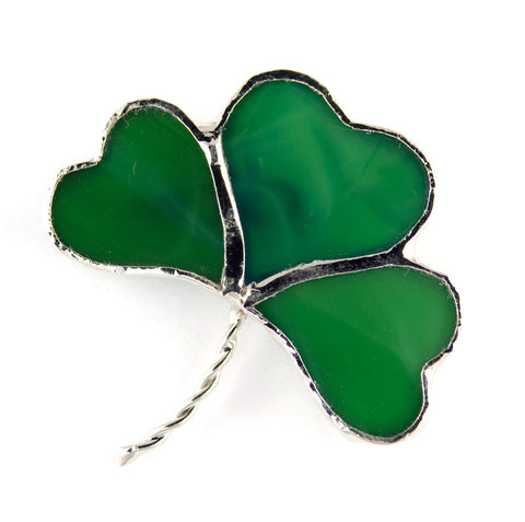 Jewelry- Shamrock Pin