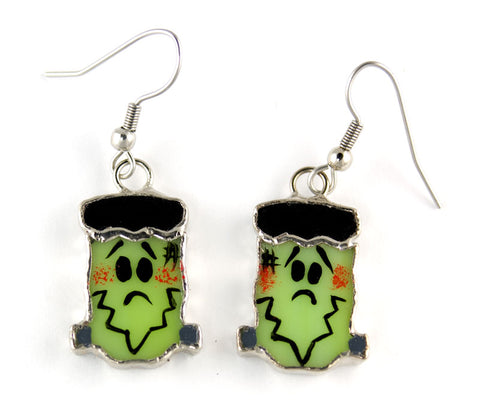 Jewelry- Frankenstein Earrings