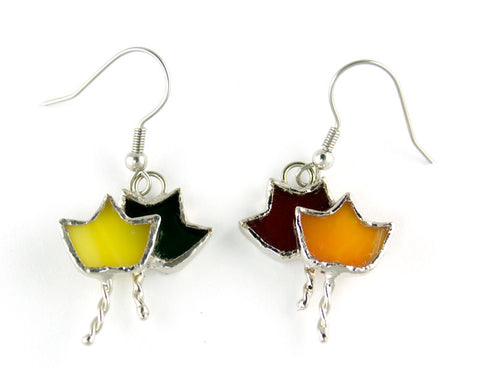 Jewelry- 'Maple Leaf' Earrings