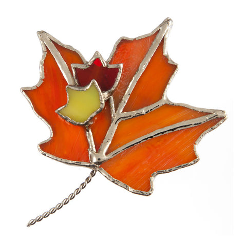 Jewelry- 'Maple Leaf' Pin