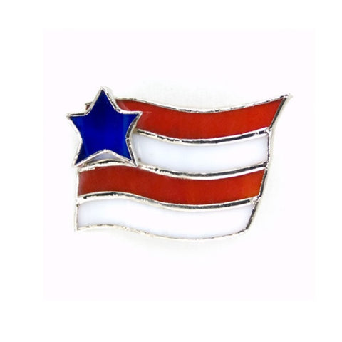 Jewelry- Patriotic Flag Pin