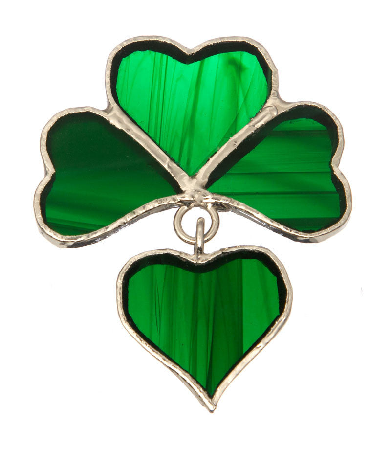 Jewelry- Four Leaf Clover Pin