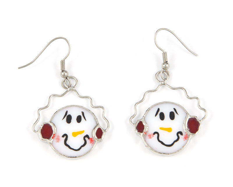 Jewelry- Snowball Earrings