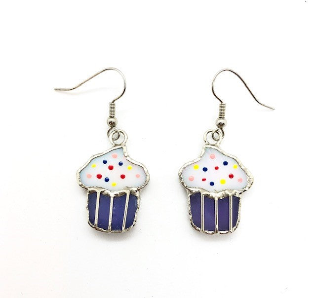 Jewelry- 'Cupcake Earrings'