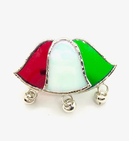 Jewelry- Jingle Bell Pin