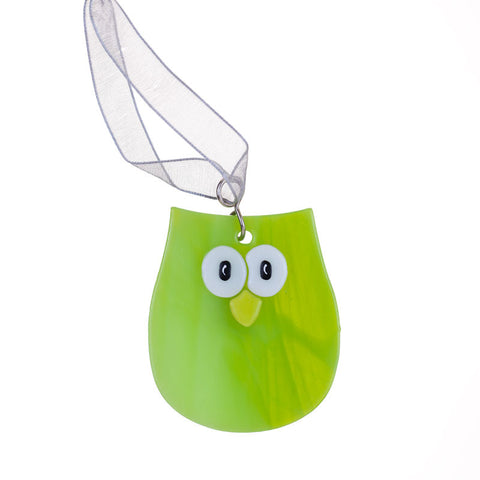 Swittle- Owl Ornament