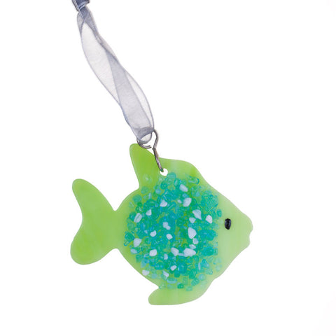 Swittle- Coastal Fish Ornament
