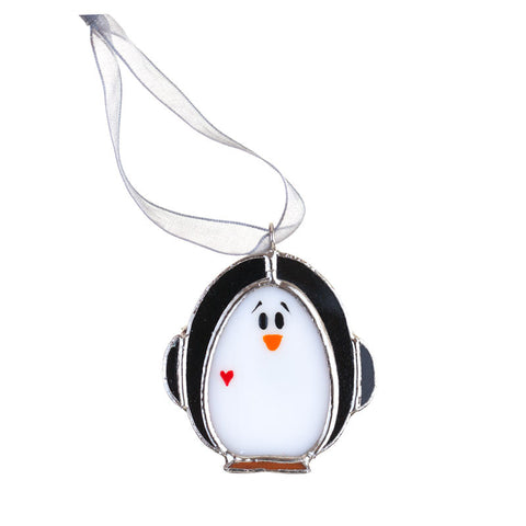 Swittle- Penguin Ornament