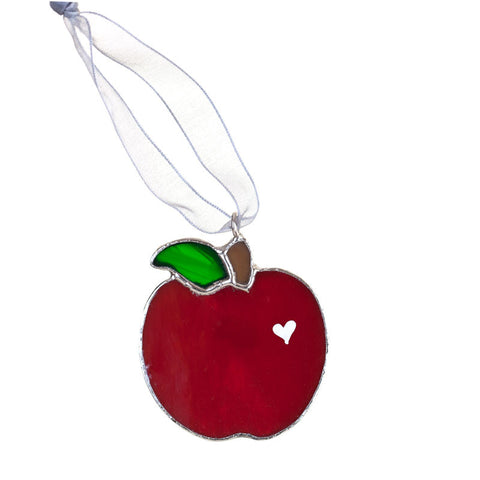 Swittle- Apple Ornament